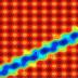 Quasiperiodic Fibonacci potential